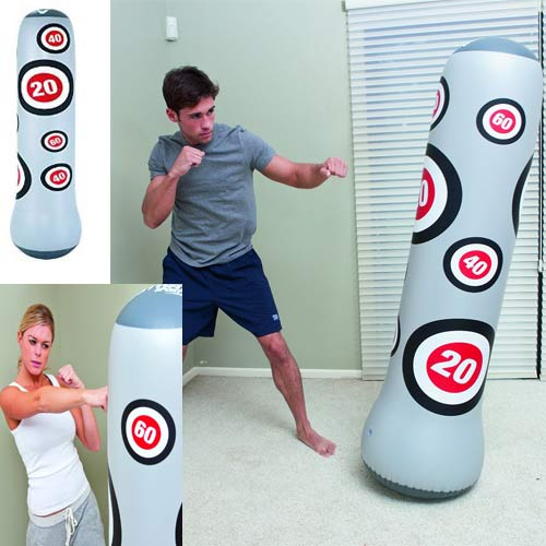 adults punch bag boxing fitness indoor outsoor