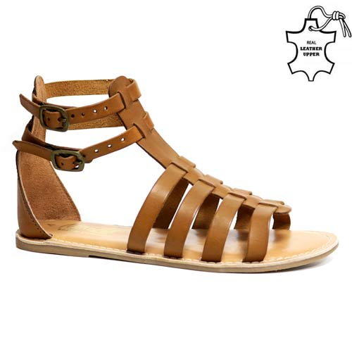 Brilliant  WOMENSFLATDIAMANTESTRAPPYGLADIATORSUMMERCUTOUTSANDALSSHOES