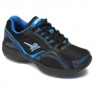 GOLA TONING ACTIVE TRAINERS (BLACK BLUE)