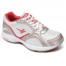 GOLA TONING ACTIVE TRAINERS (WHITE LIPSTICK)