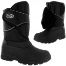 MENS SNOW BOOTS WINTER WATERPROOF MUCKER THERMAL WELLINGTONS  SKI BOOTS WITH FUR 7 -12