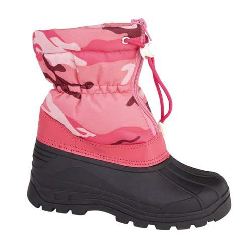 Kids Wellies Ankle Boots Boys Girls Winter Wellingtons Rain Snow Shoes Size UK